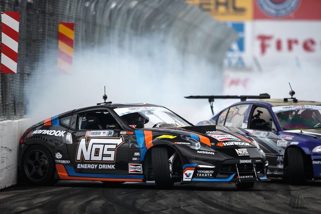 Wall Wednesday from FD Long Beach feat. @chrisforsberg64 with our buddy @chelseadenofa  in chase.