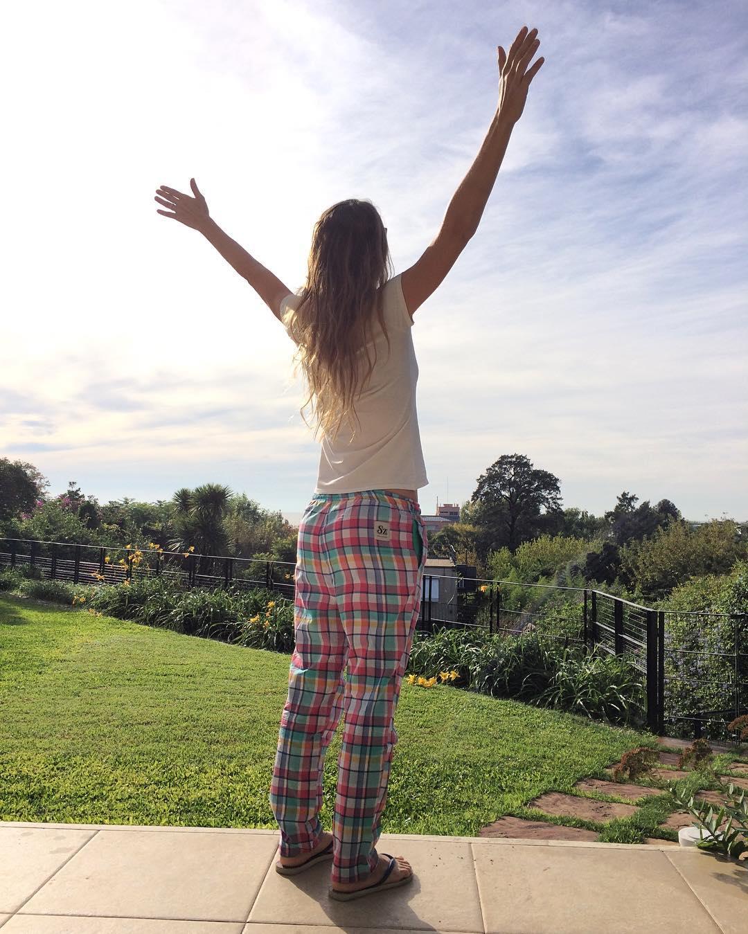 Qué lindo!!! Salió el sol!!! ☀️☀️☀️ recargate de energía y encará este miércoles con mucha onda #LifeSztyle #DomingosConOnda
