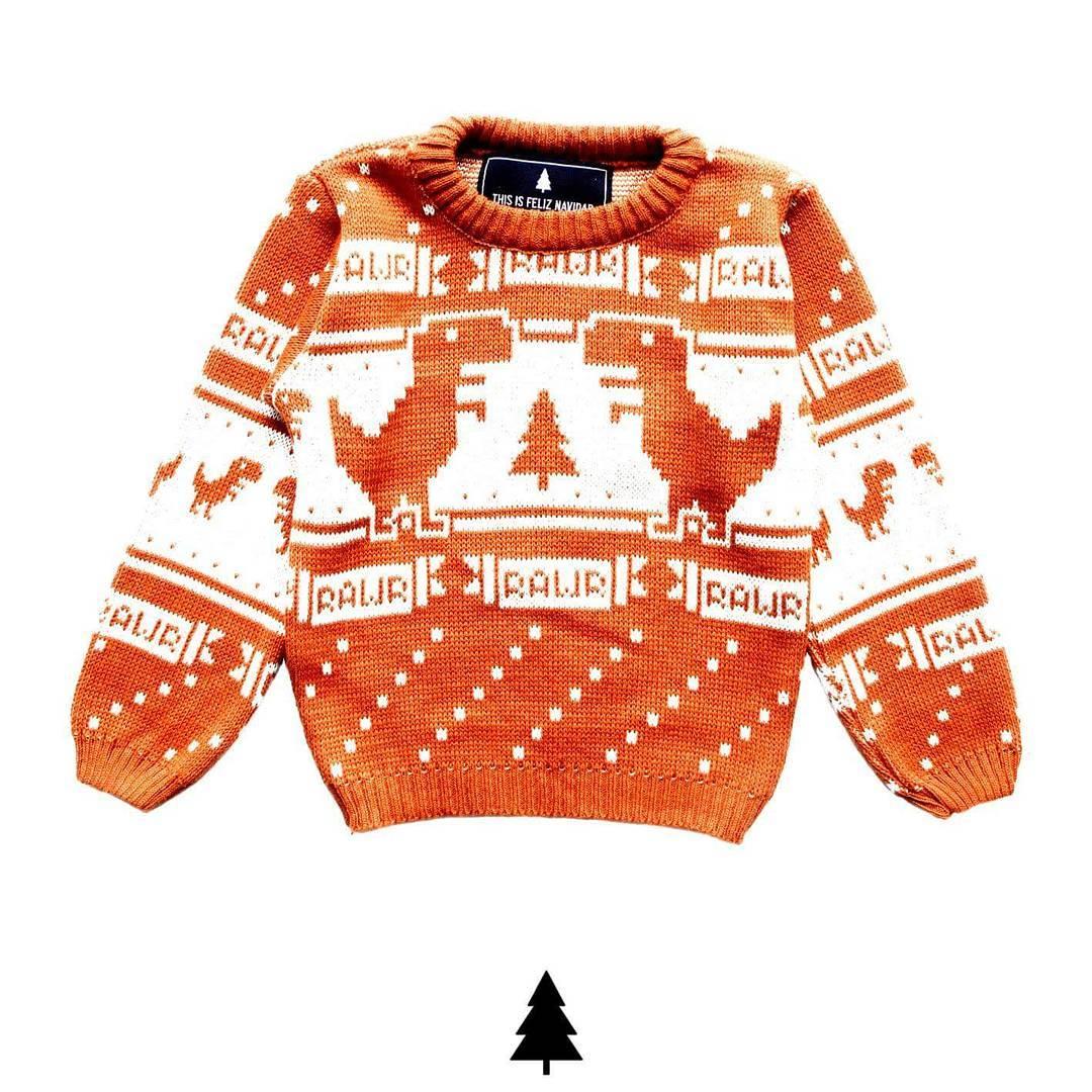 RAWR Sweater para niños