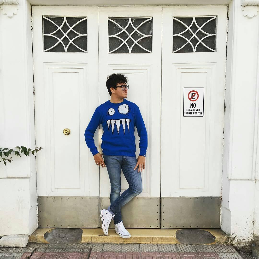 OLGA sweater en Chile por @ras_silva