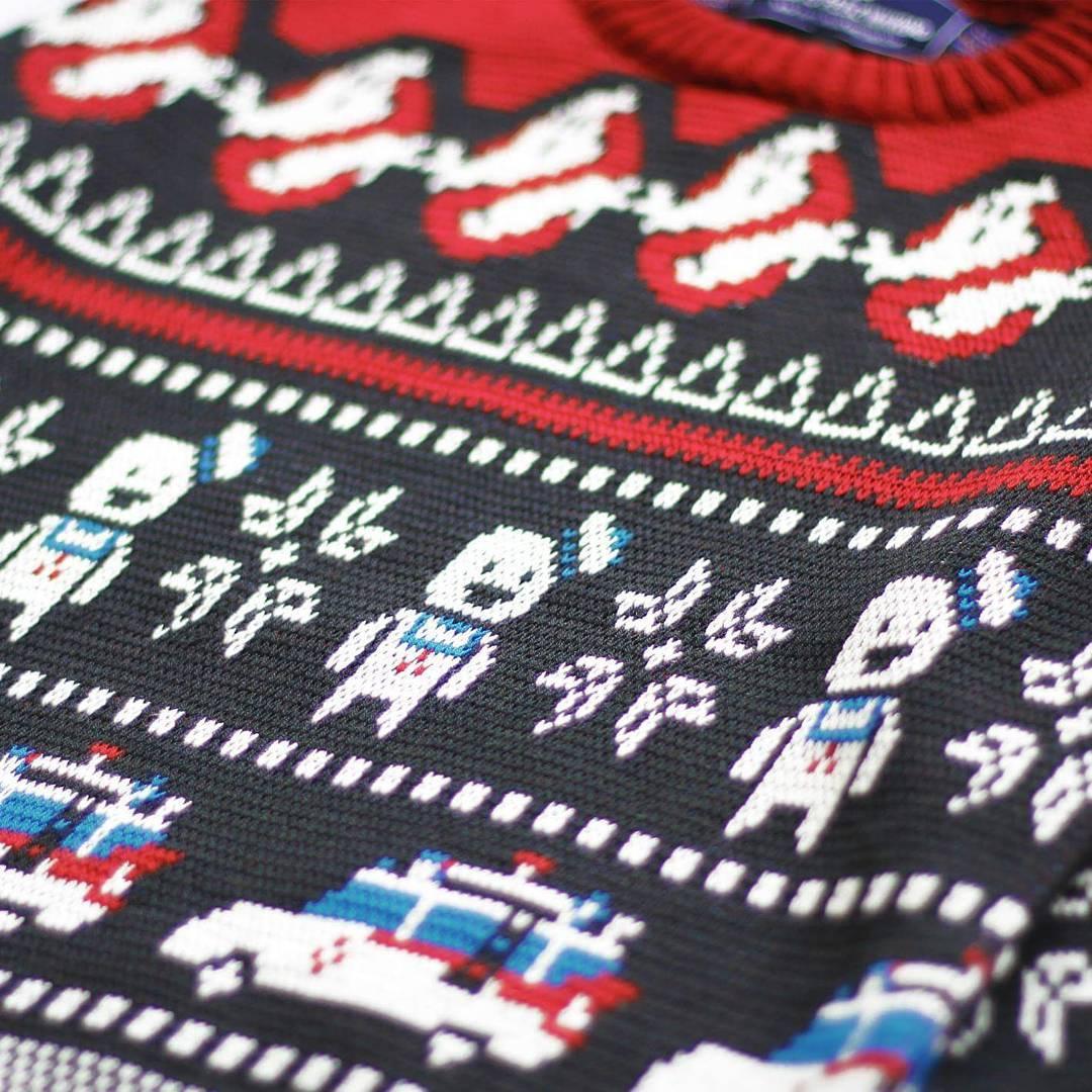 Who You Gonna Call Sweater?  Ya disponible en Costa Rica 5954 de 16 a 20hs jueves a sábados