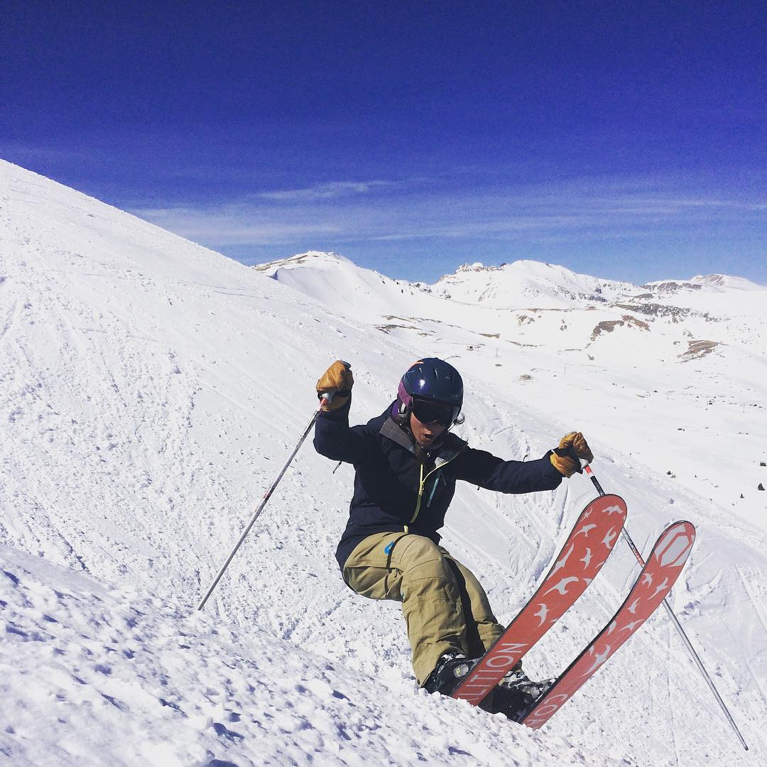 Spring skiing is for riding waves and having fun.  And what's more fun than a great deal? 60% off thru Sunday!  LASTCHANCE60 unlocks the mega blowout sale deal, don't miss out.  #sisterhoodofshred #sale #spring #skis #fun #snowboard #getitwhileitshot...