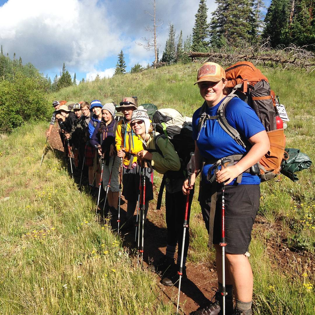 @SOSOutreach is still looking for a couple more #summer guides! Check out the link below for Backyard #Adventure and #Wilderness guide positions!  http://sosoutreach.org/get-involved/work-with-sos