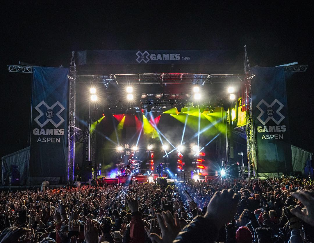 Our World of #XGames @REVOLTTV in Aspen Show will air this Saturday at 3 pm ET/1 pm PT on ABC! (
