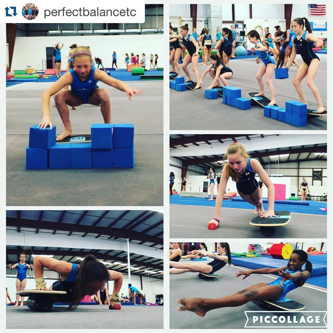 @perfectbalancetc getting some gymnastics conditioning in!