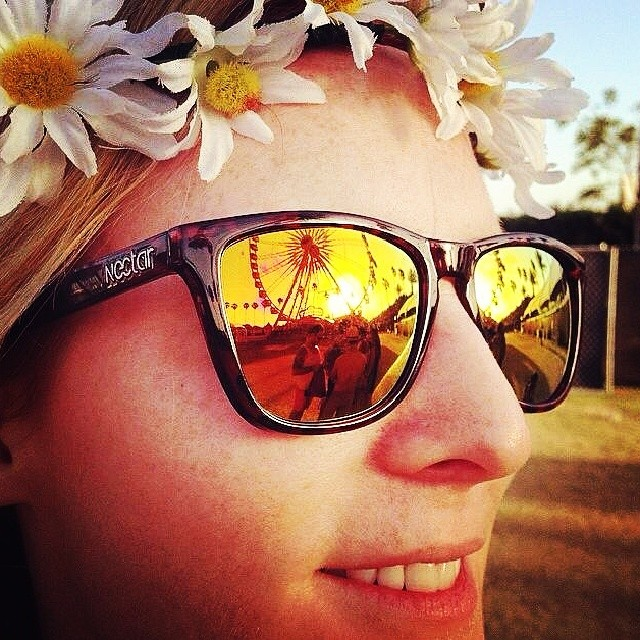 #Coachella livin' || #nectarlife #thesweetlife #nectarshades phpot @cnast