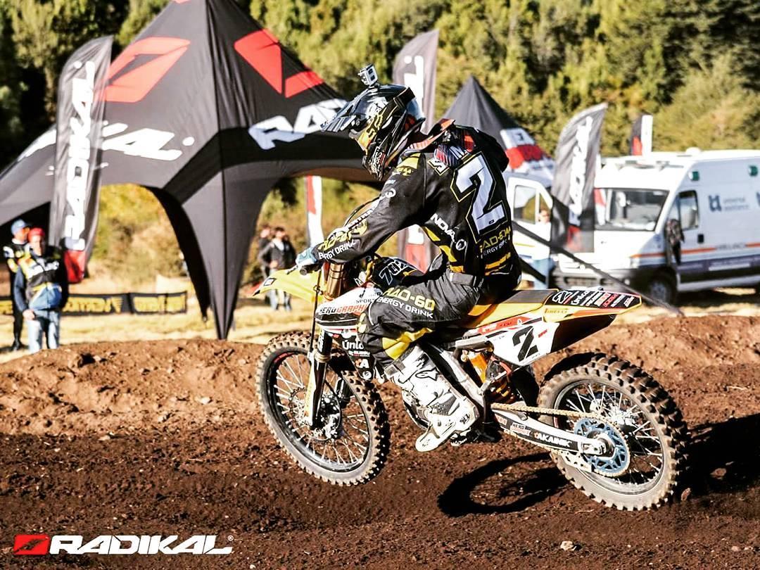 Marco Schmit ganador de la segunda fecha del Argentino de Motocross en Bariloche!!! Conjunto exclusivo @rad_60 desarrollado por nuestra area Be Pro! #MS71 #Rad60 #Marellisports #HeroGraficas #Quickbks #Radikalracing #BePro