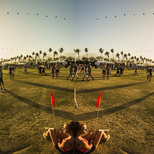 Who's ready for weekend 2? #coachella  Check out the link in our bio to be in the #Knowchella.
