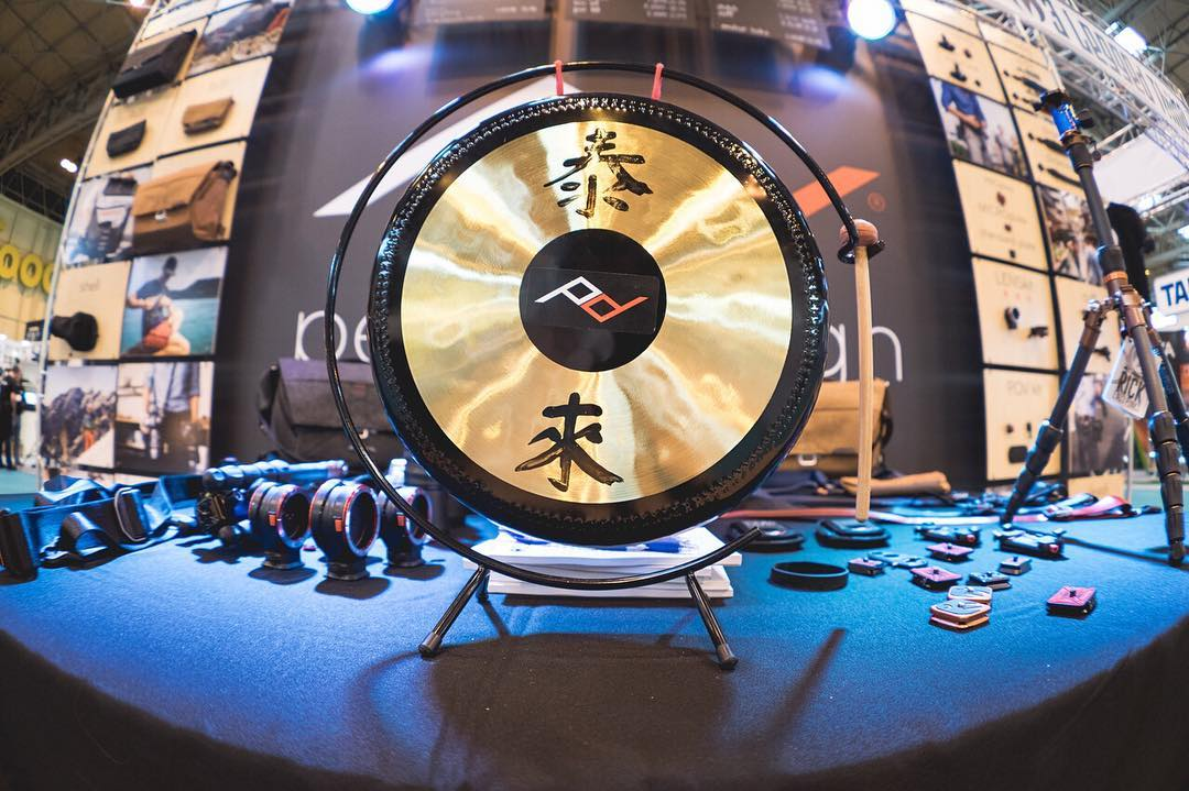 What should we name our gong? Free limited edition SF Skyline tee to the winning suggestion.