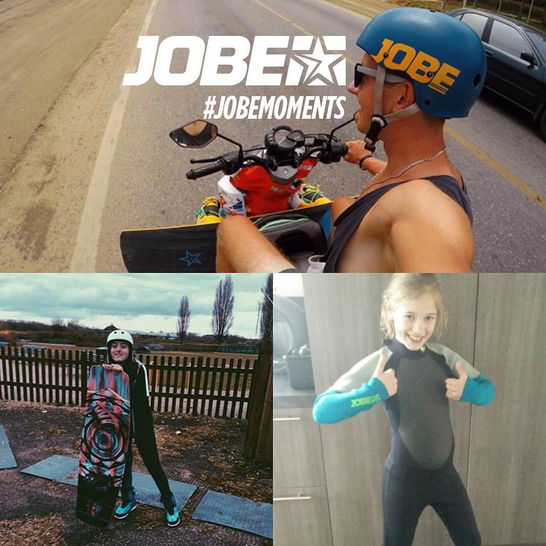 The right moment is now. This week a new oversight of some right #jobemoments from @sophie_2107, @konstantin_buyanouski and @mikeresseler thanks for these great moments! #watersports #wakepark #fun