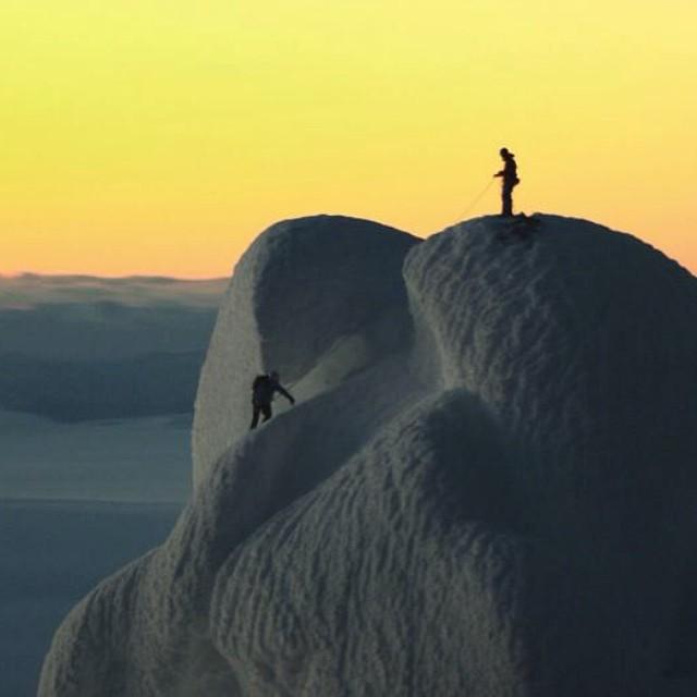 Cerro Torro: a (spectacular) mountain to climb. #cerrotorre @davidlama_official