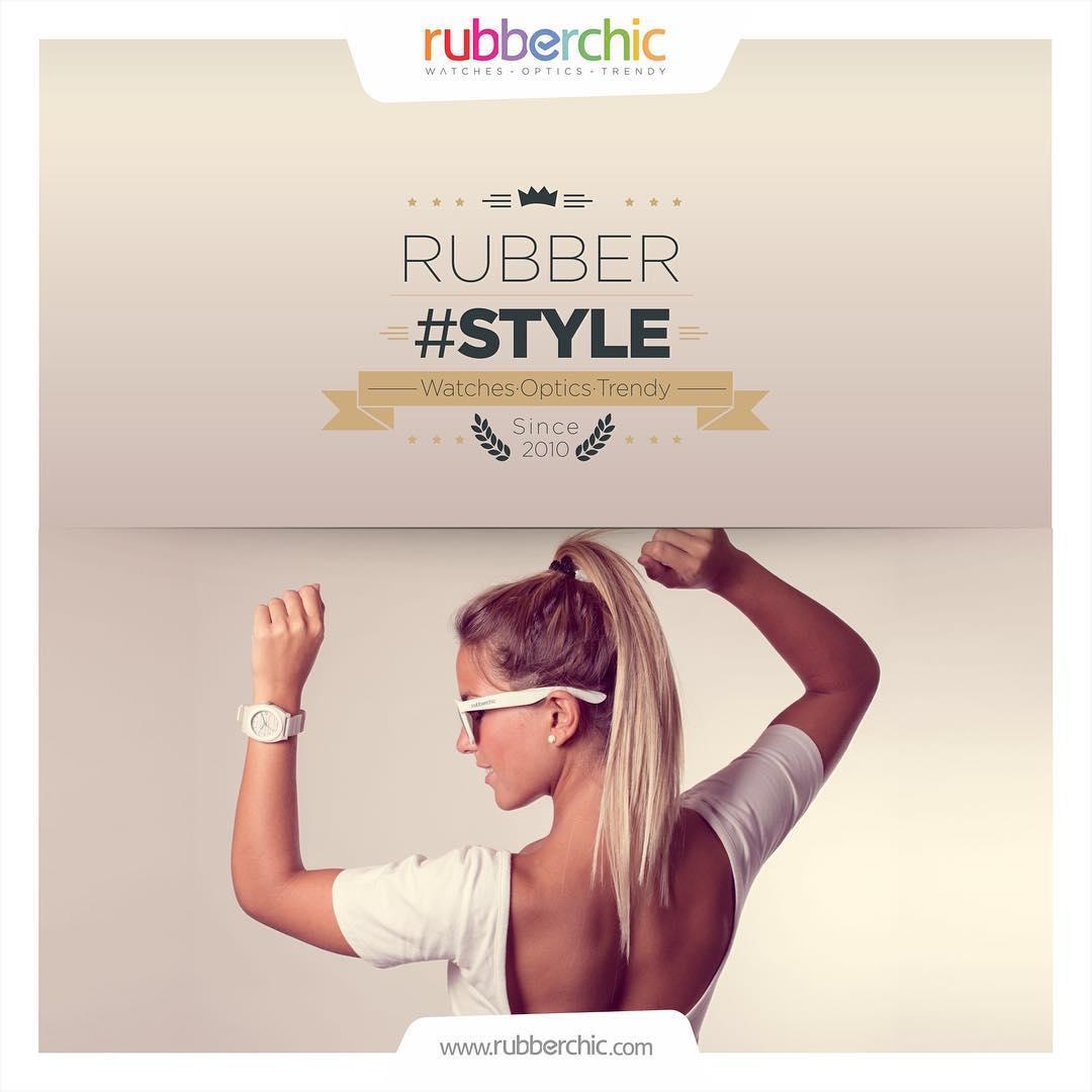 Compartí tu #RubberStyle y ganate un #Rubberchic! Subí tu foto con tu Rubberchic, etiquetanos en Facebook o Instagram y Ganate Un Rubberchic!! Bases y condiciones en: https://goo.gl/9hsjkg  #itsrubbertime