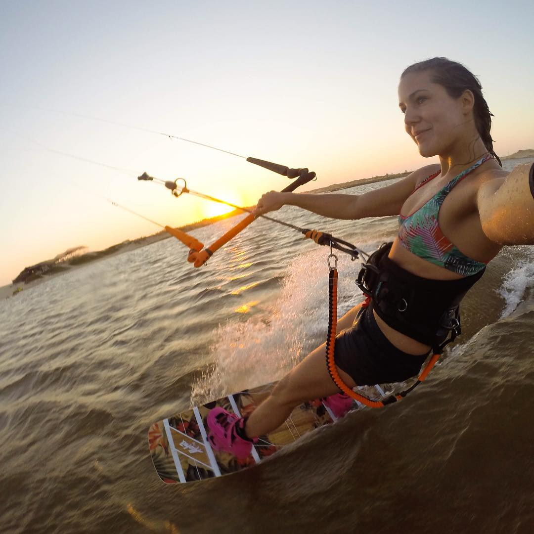 Cruise mode. It's the last day to enter to WIN these hot pink kite boots from yours truly and @liquidforcekites  Enter now!  1. Follow @sensibikinis @liquidforcekites  2. Post a photo of yourself kiteboarding  3. Tag both brands and #sensikiter  You're...