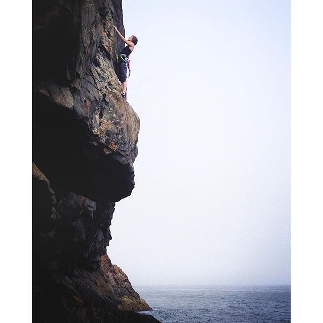 "Congrats @meghannee for winning our #AlwaysEarthDay photo contest. Regram: ""In honor of Earth Day, here's a little #tbt to some amazing climbing in Acadia last summer️ #AlwaysEarthDay #Flowfold #NPS100""  Thanks so much to all who entered, we appreciate..."