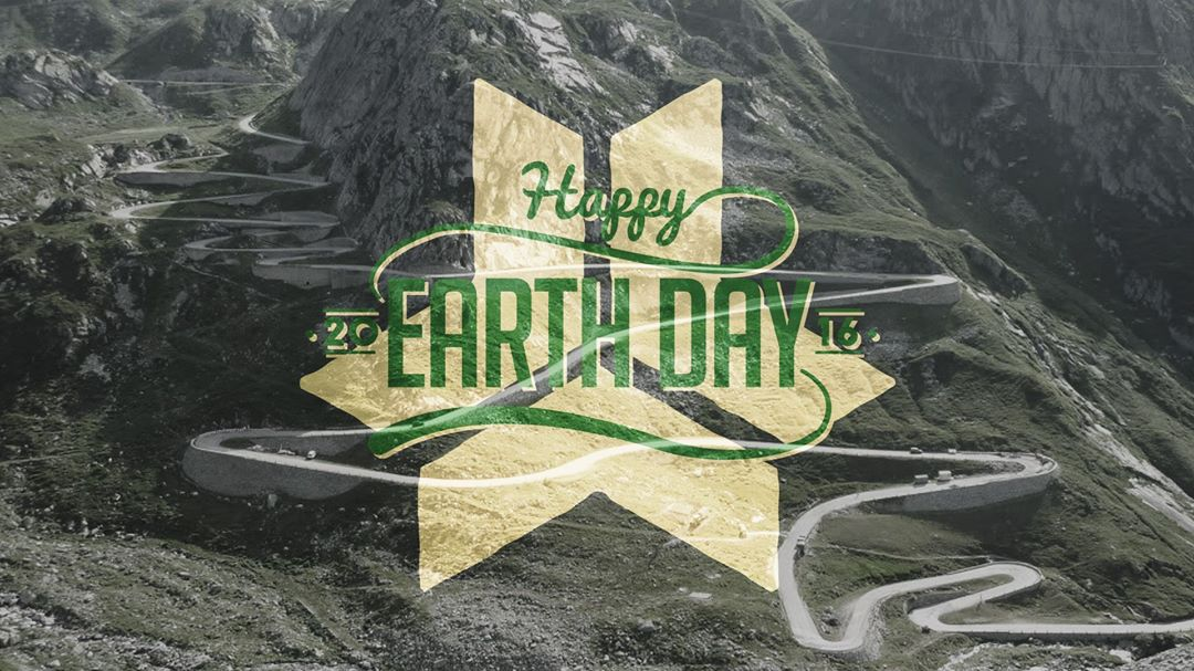 Happy Earth Day Freeborders -  Get out there and explore some new roads today. #SnowboardTheStreets