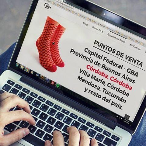 ¡Llegamos a Córdoba y sumamos más de 30 locales dónde podés encontrar #OliverSocks!  Buscá nuestros locales amigos y encontrá el más cercano a tu casa en la web. . . #Oliver #Medias#CreaTuPropiaHistoria#Web #Webstagram#Locales#PuntosDeVenta
