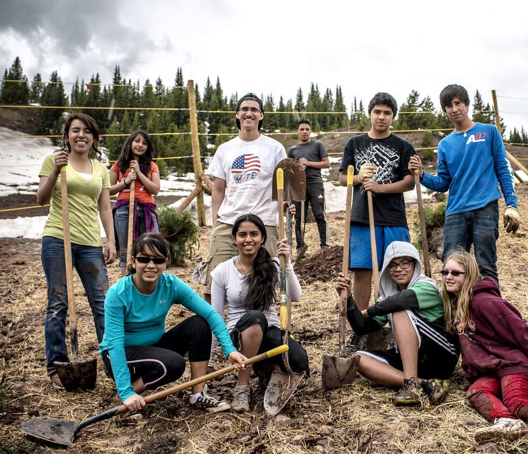 On this #earthday, we'd like to thank our youth for the hours they've spent bettering our #environment and communities through @sosoutreach #service projects!