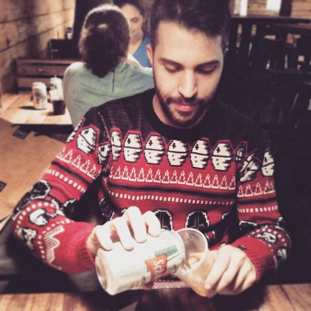 Manera excelente #367 de estrenar tu Feliz Navidad: