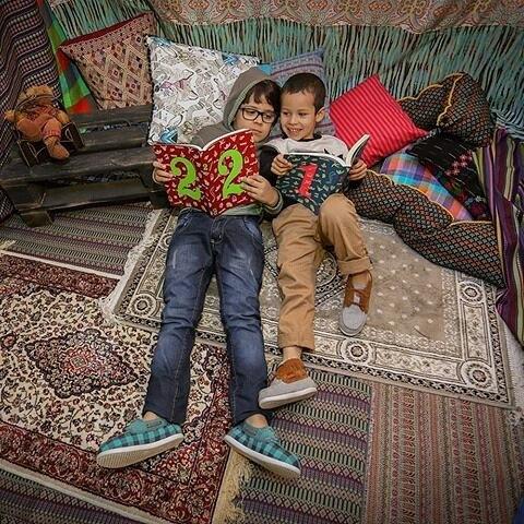 Aprender juntos #Kids #read #libros #play #jugar #niños #babyshower #moda