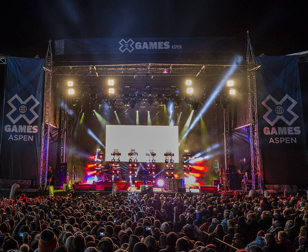 Our World of #XGames @REVOLTTV in Aspen Show will air TODAY at 3 pm ET/1 pm PT on ABC! (