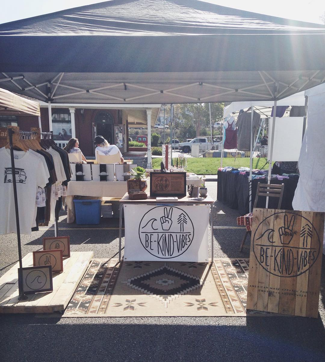 ~ Tribe Gathering ~  Come enjoy this beautiful day with us at the Encinitas Street Faire! We're set up in between F and G street, on the west side of the 101.  Mention this post and get 10% off your order.  Our Earth Day Sale also continues today in...