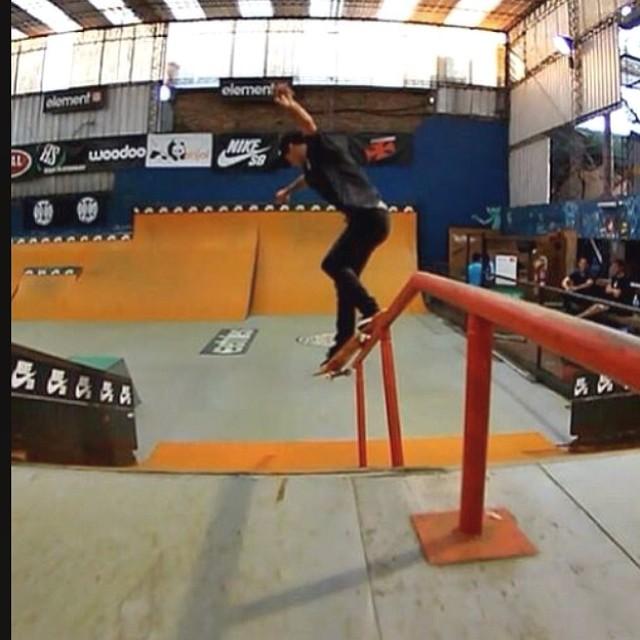 Bs Smichi por el Chino @sandromoral en @ehparkparadise_skatepark PH: @jorgallery #volcom #skate #Argentina #SandroMoral #goSandro
