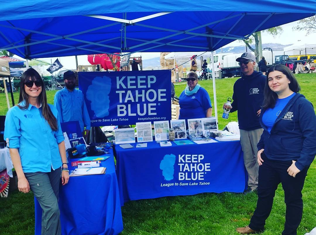 We are at Reno Earth Day today until 6 pm. Stop by our booth at Idlewild Park and say hello. We would love to see you!