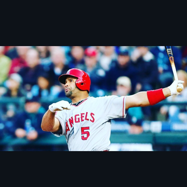 "Athlete spotlight: ALBERT PUJOLES. Pujols and his wife, Deidre, run the Pujols Family Foundation, which, as its website states, serves to ""promote awareness, provide hope and meet tangible needs for families and children who live with Down syndrome.""..."