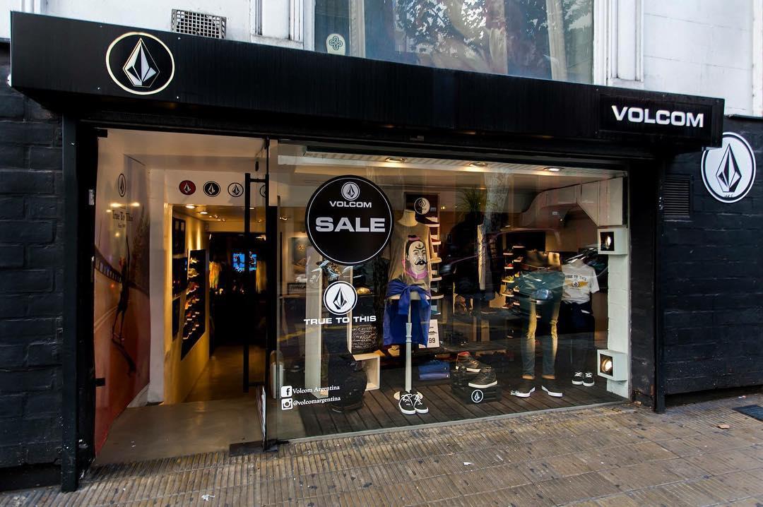 Volcom Store Recoleta: Rodriguez Peña 1145, capital Federal. #volcomstores #truetothis