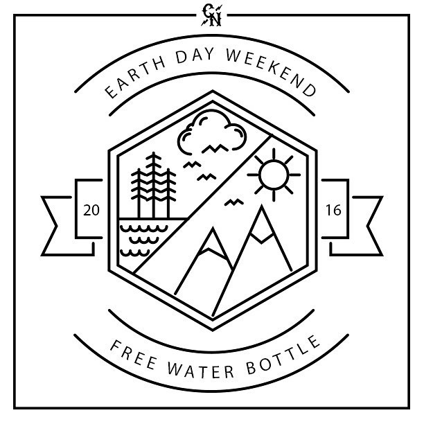 LAST CHANCE FOR FREE WATER BOTTLE WITH EVERY PURCHASE THIS EARTH DAY WEEKEND! One of our missions at Concrete Native is to be a friend of the Earth. Get more info at concretenative.com/mission. In honor of this special day, we are going to give away a...