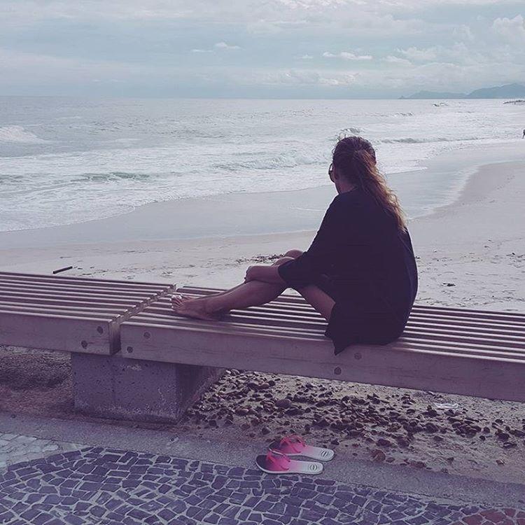 #TôDeHavaianas #HavaianasMoment #VoyConHavaianas #beach @iamraquelscruz
