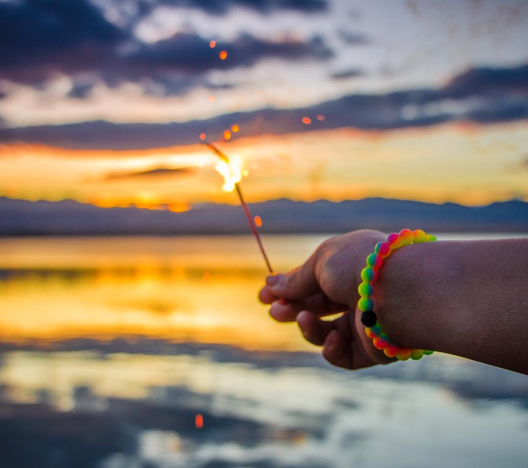 When a wish is made, it sparks hope #neonwish