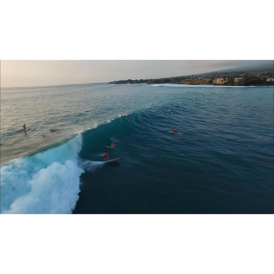 I'm on edge while surfing!  #bestdayofmylifeagain  #aerialgreg #drone #barreldodger #kaenon #rareform #itakebioastin #navitasnaturals #standupjournal #supthemag #supconnect #konaboys #odinasurf #dji #ellencontest #BestLifeProject