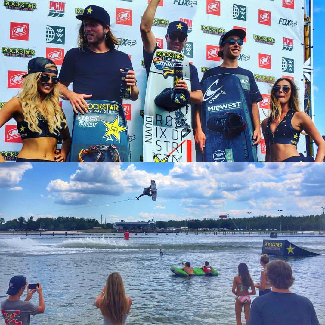 Congrats to @chadsharpe for take the win at the Wake Open Big Air Contest! Way to send it Chowder.