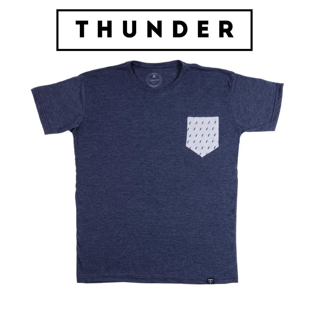 Remera Thunder ⚡️ Ya disponible en @parrot_showroom y @granadapa  Pronto disponible en @goodpeoplerg  #YesZigguratYesParty