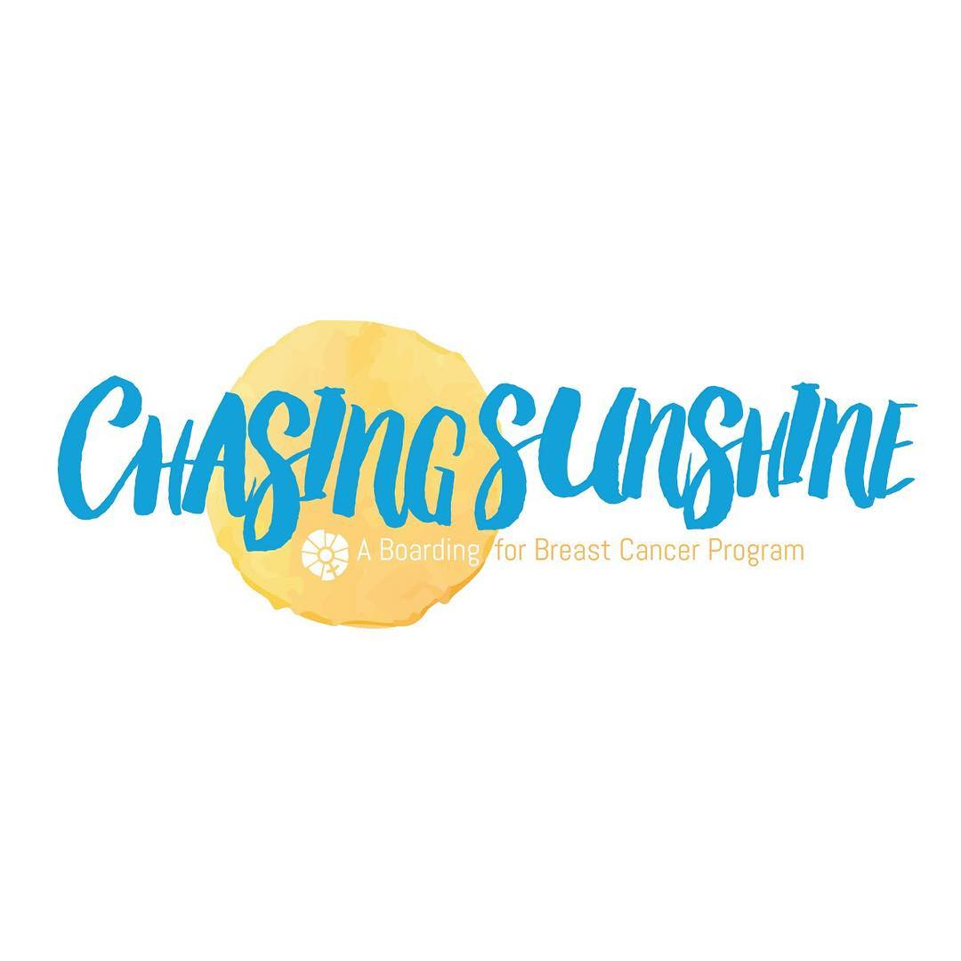 "We are so excited to debut the brand new logo for Chasing Sunshine, B4BC's survivorship program. Designed by our friends @perspektiiv, the logo was inspired by words from our own @megsporcheron: ""I invite you to join me, with an open mind and open..."