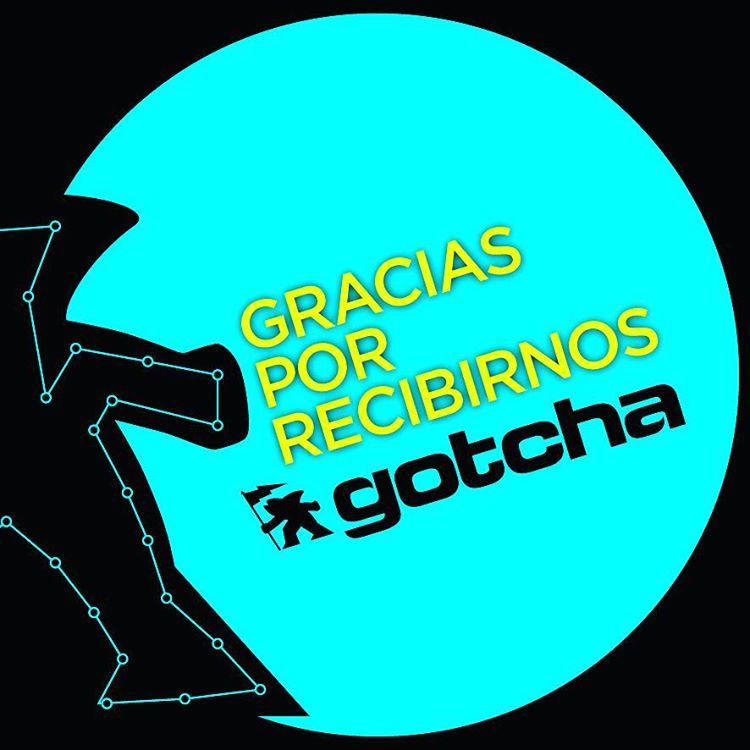 Gracias por Recibirnos! Gotcha o/w 2016 #goinbig #iconsneverdie