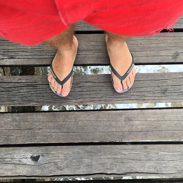#TôDeHavaianas #HavaianasMoment #VoyConHavaianas #red @luciano.nery