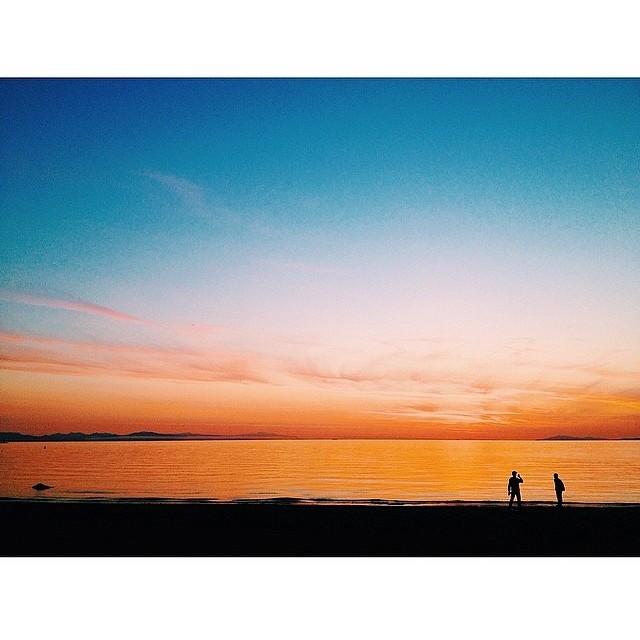 Summer daze. #firewaterfriends #summer #beachbums //