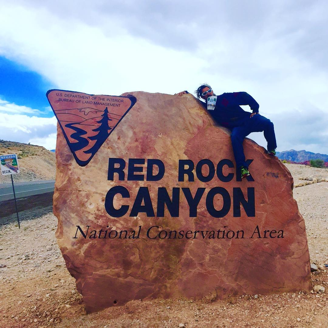 PHGB team members arriving at Red Rock Canyon Las Vegas earlier today!!