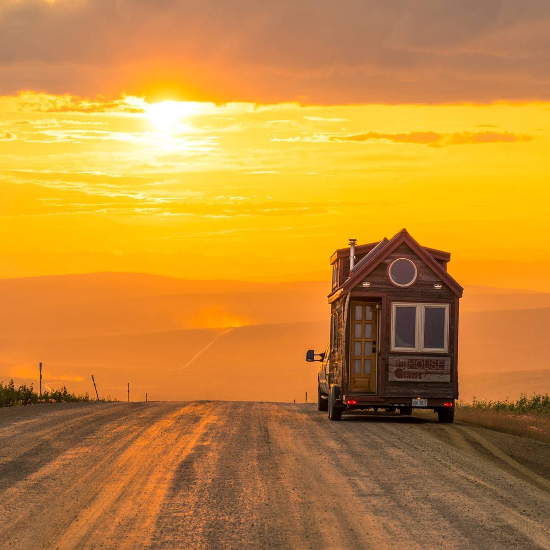 A few years back Jenna Spesard and Guillaume Dutilh realized they had become bored with their jobs and daily routines. Then they discovered tiny houses. Construction eventually began on their tiny home and they have now been on the road for close to...