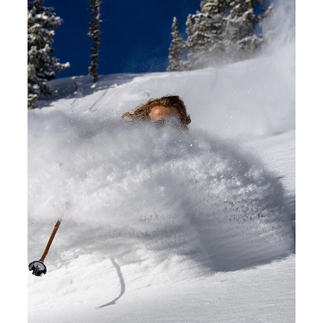 Sometimes, you've just gotta let your hair down, face the day, and greet life head on... Verified Class 5D #PANDALANCHE released by Panda 'Brave' Hayden Price!  #TribeUP hair down!  Photo: @sam_c_watson  Repost: @haydenzprice  #PandaPoles #Alta
