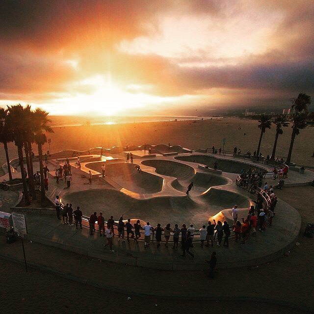 #skateboardminhavida #Venicetime