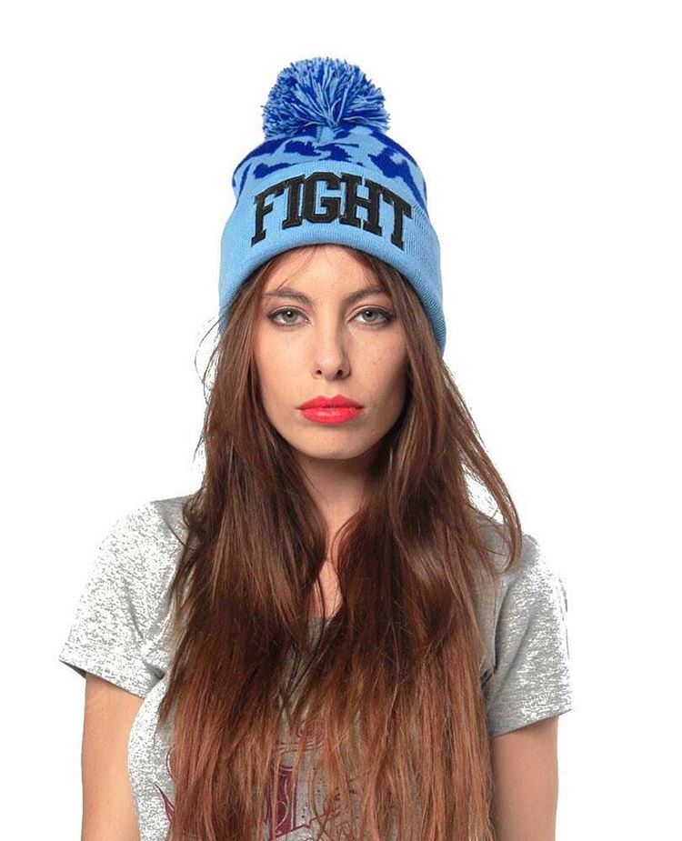 Con este frío como no tenes tu beanie @fightforyourrightok ? #actitudfight  http://casafight.com/index.php?route=product/product&path=60&product_id=843