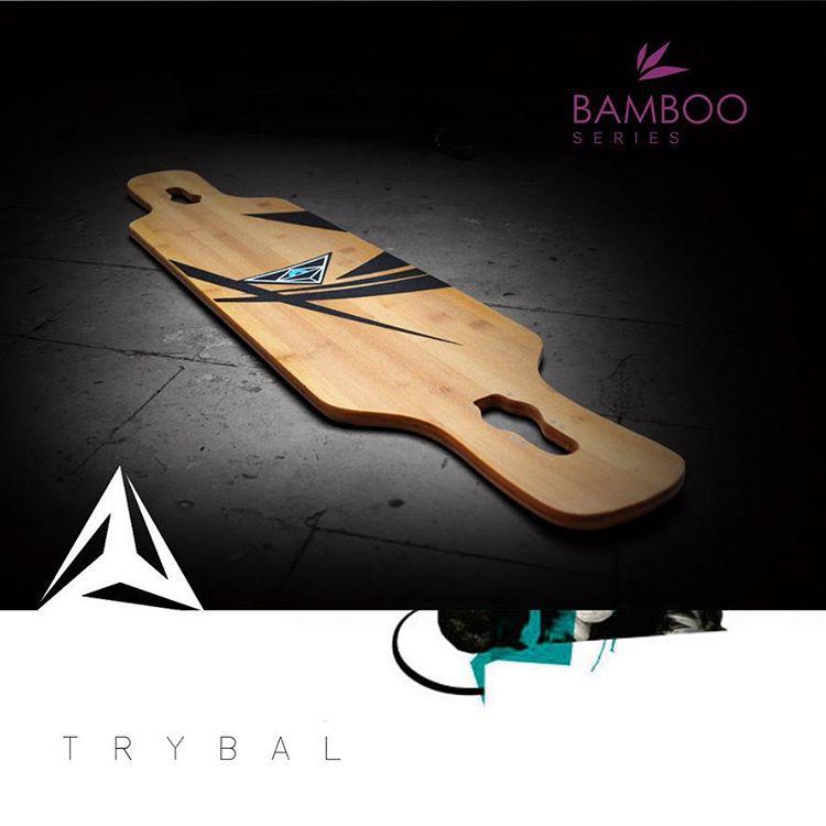 Kalima Trybal bamboo series #kalimaboards #longboarding #kalimalongboards