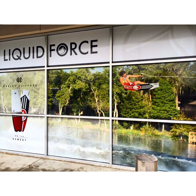 New Gnarly @harleyclifford window just went up at @ambushboardco X @buywake... Head on in to see his REMEDY that he just won Wake Open on!