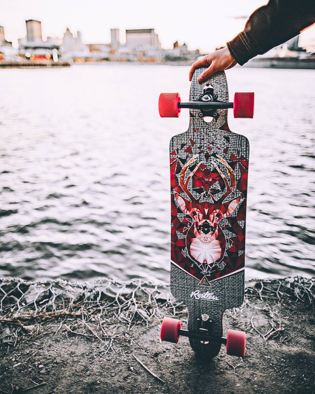 There is no better way than the #restlessSplinter to cruise around and explore your city.  Photo by @refinedmoment