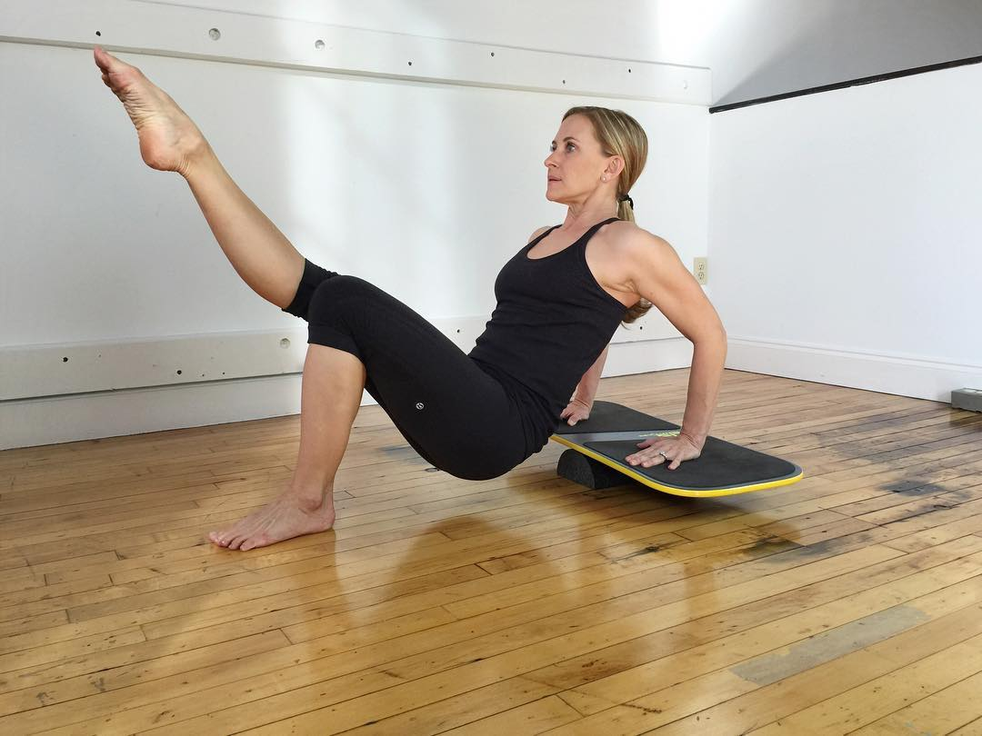 Take your #pilates to the next level (