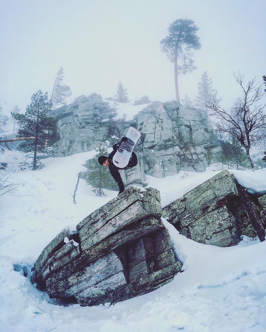 Sick shot of @zakkezakke #Finland