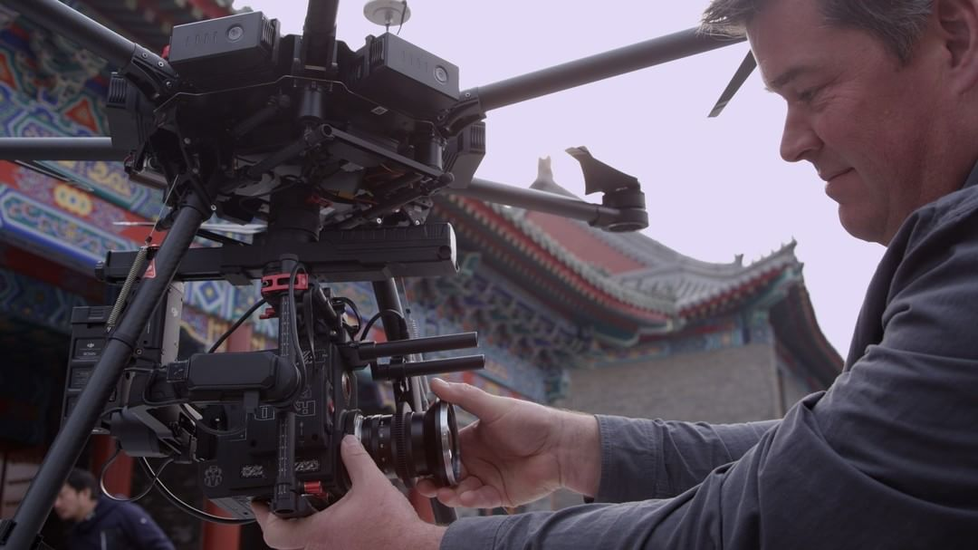 From humble beginnings to industry leaders, #DJI & @reddigitalcinema unite with a purpose.